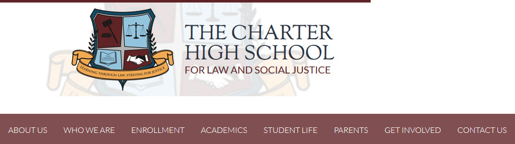 The Charter High School for Law and Social Justice - Students